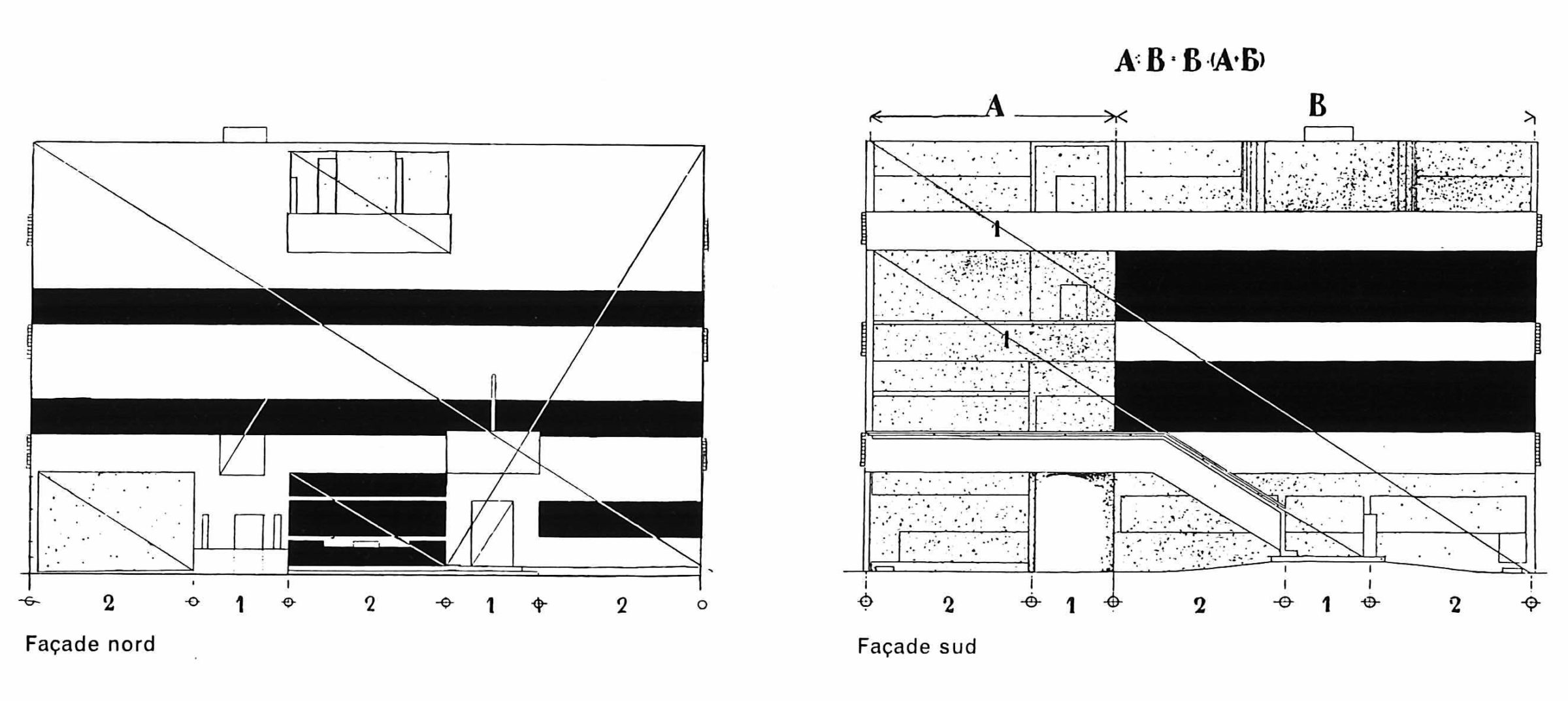 Proportion and Scale | Their application in Architecture ...  Proportion and ...